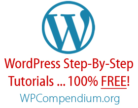 Learn WordPress For Free With WPCompendium.org