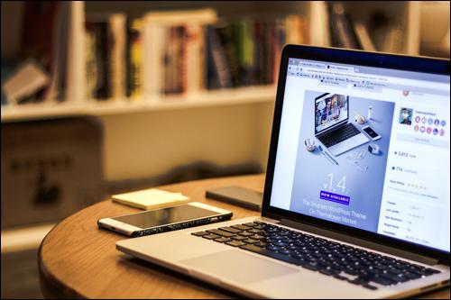 Laptop - WordPress Themes